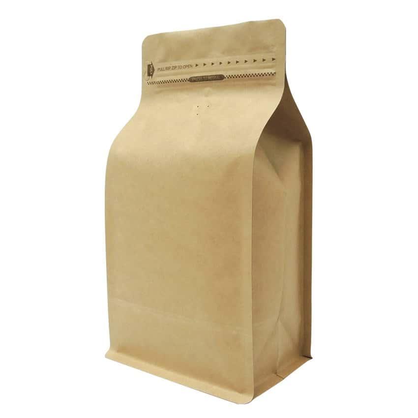 500g Box Bottom Bags