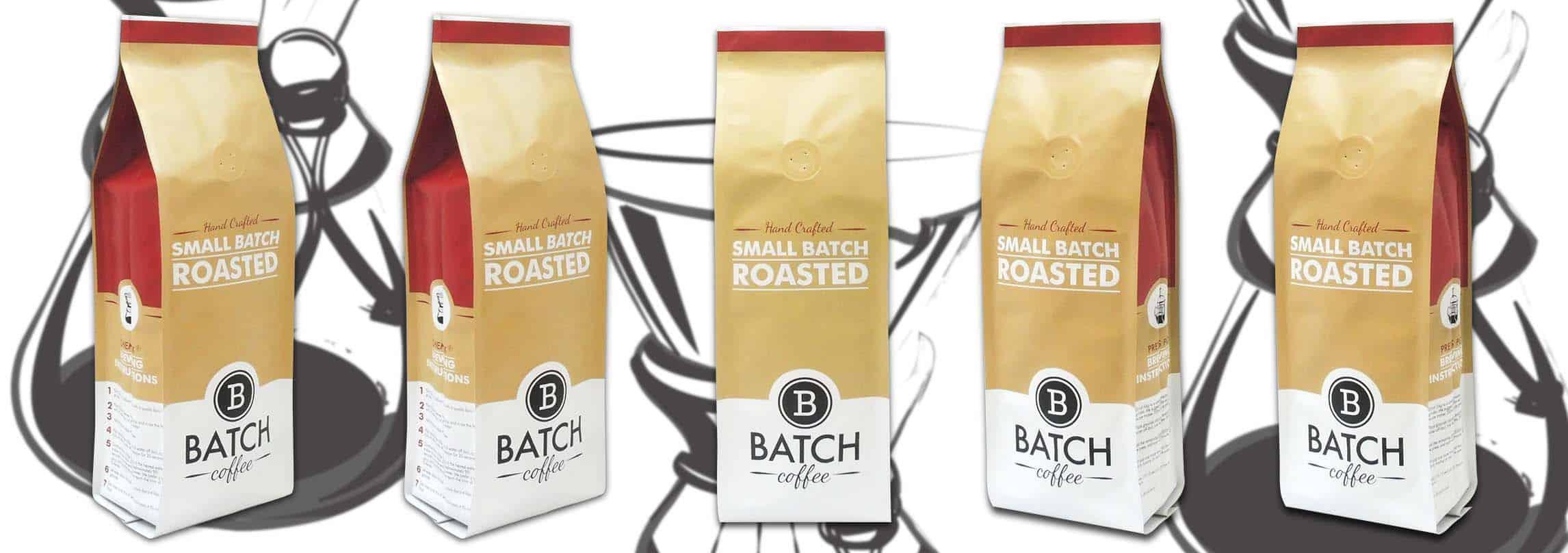 Small Batch Roasted Coffee