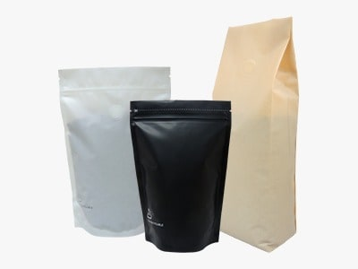 coffee recyclable bags